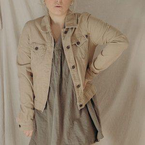 Vintage Abercrombie & Fitch Corduroy Crop Jacket
